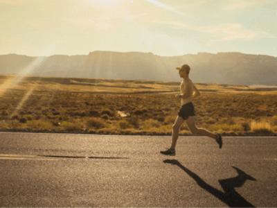 It's a marathon, not a sprint.