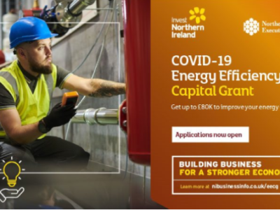 Energy Efficiency Capital Grant Launched!