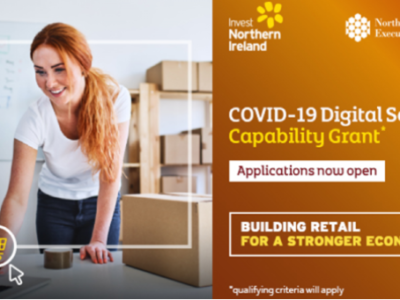 Digital Selling Capability Grant Launched!